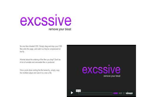 Excessive