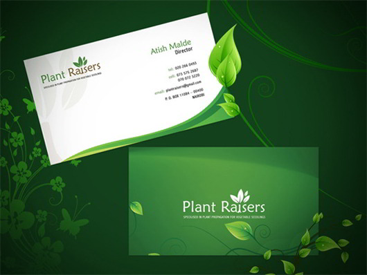 Plat-Raiser-Green-Business-Card