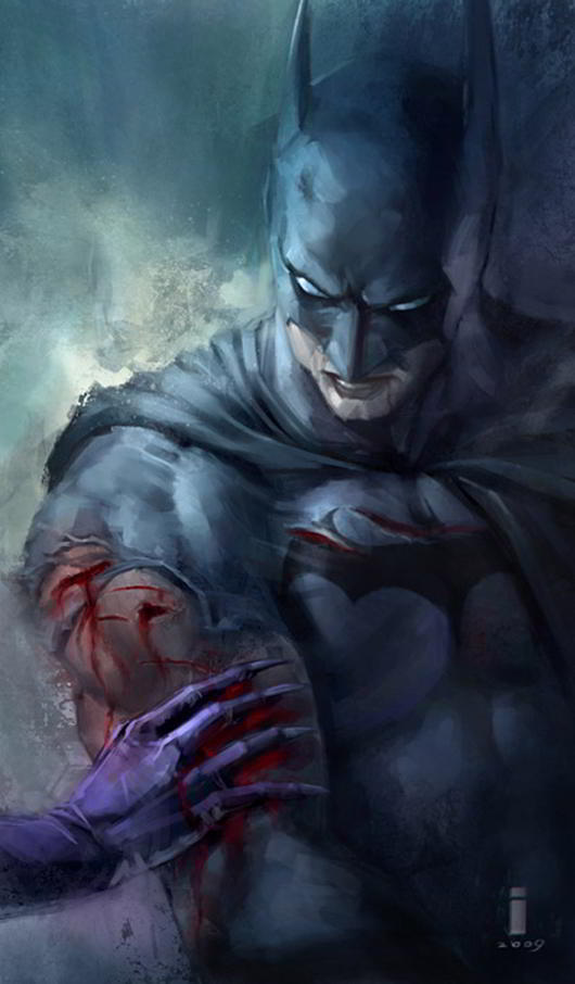 batman-by-ivangod