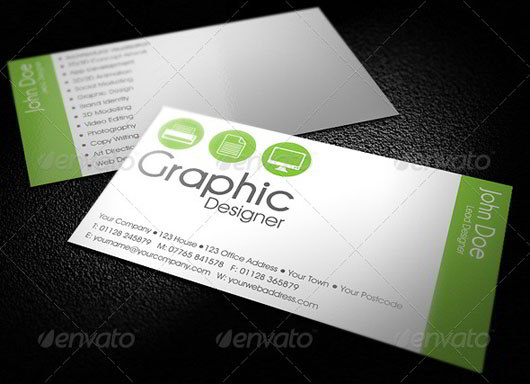 clean-agency-green-business-card