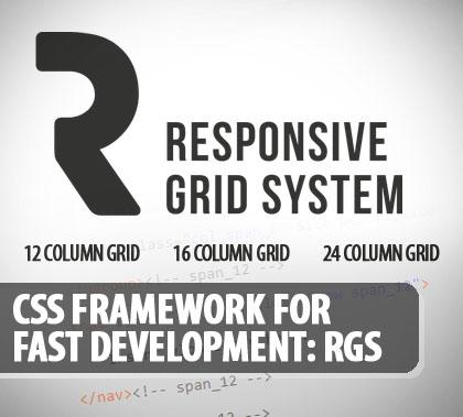 css-framework-responsiveGridSystem