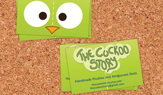 cuckoo-story-business-card