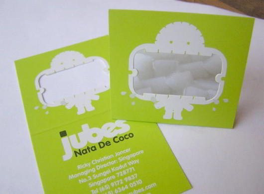 jubes-green-business-card