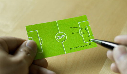 junpiter-football-green-business-card