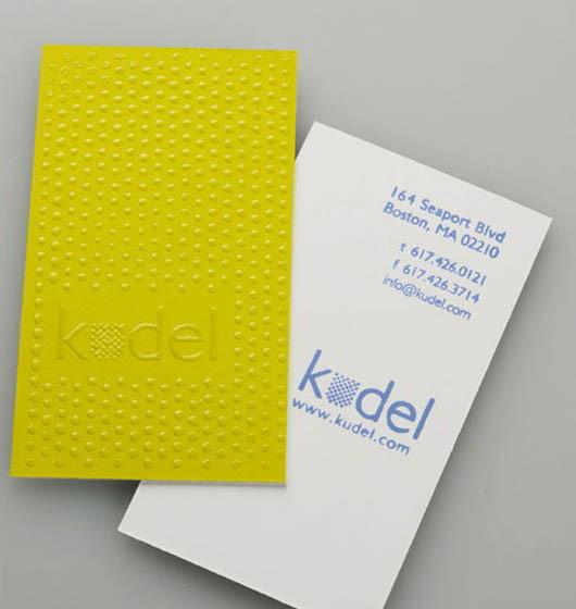 kudel-business-card