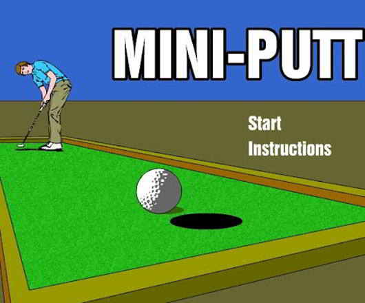 mini-golf-google-game