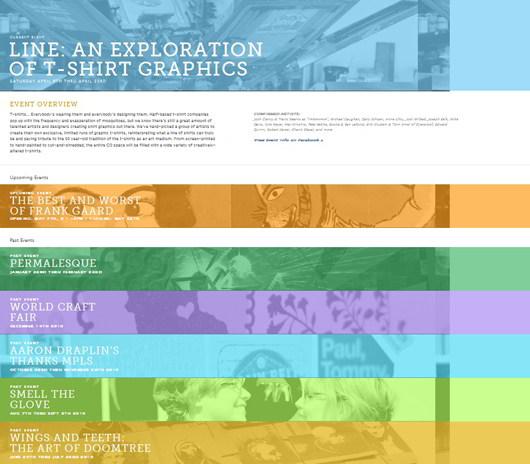 Co-Exhibitions