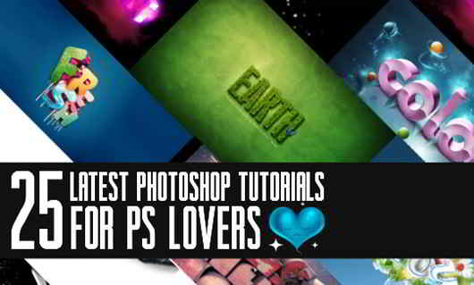 PHOTOSHOP TUTS FOR PS LOVERS
