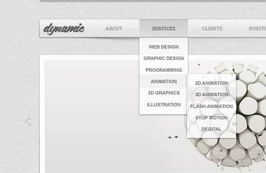 dynamic-free-website-template