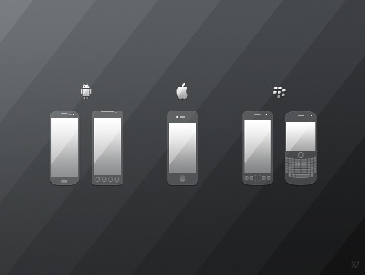 Mobile-Device-Icons