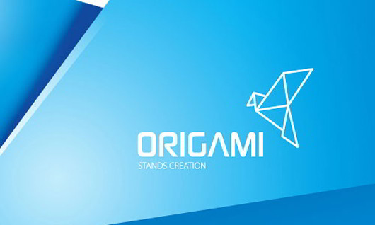 origami-business-card
