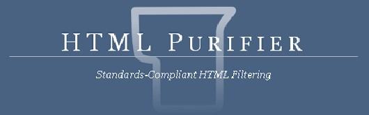 htmlprufier