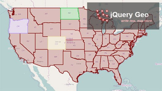 JQuery Maps To Help You Arrive At Your Destination - SkyTechGeek