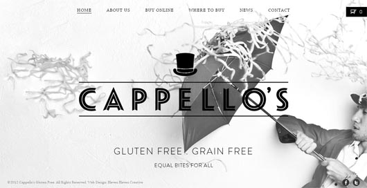 cappellos_typography