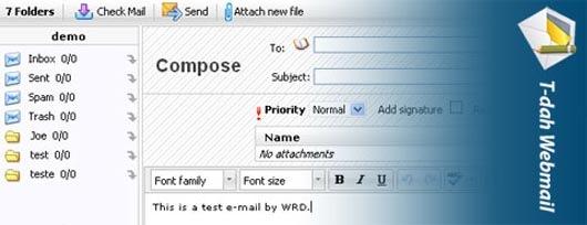 t-dah-webmail