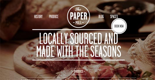 thepapermill_typography
