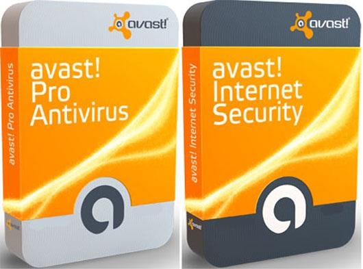 Avast Pro Antivirus 6