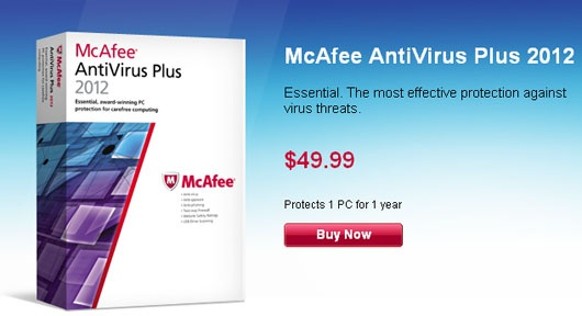 Download McAfee Antivirus Free Version For Windows 10