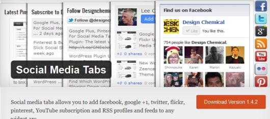 social-media-tab-wordpress-plugin