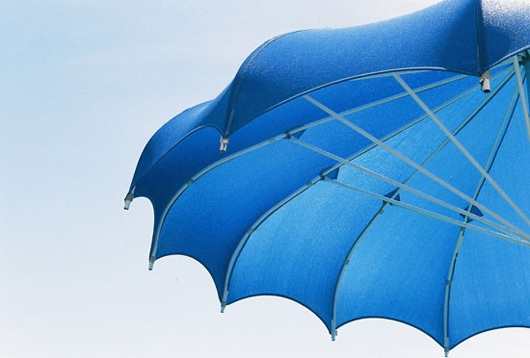 blue-umbrella