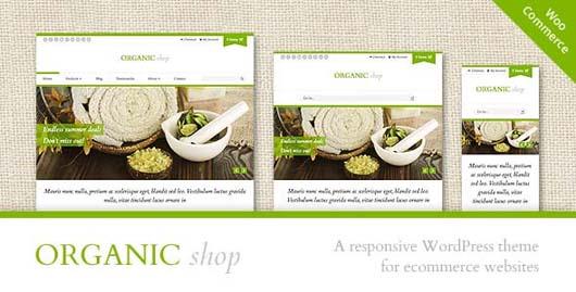 10.Organic Shop