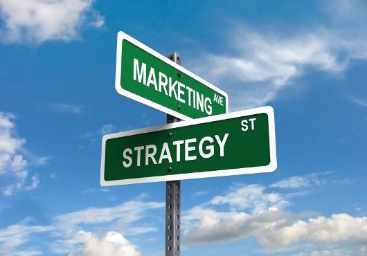 The Key Junction of Marketing and Strategy Streets