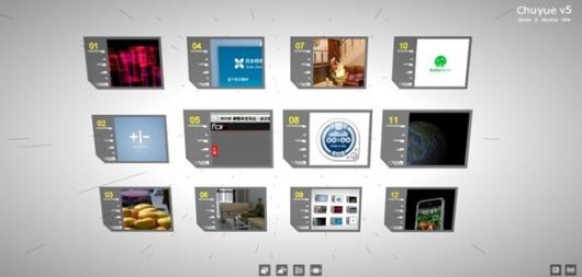 Mark Burnett Website Designers