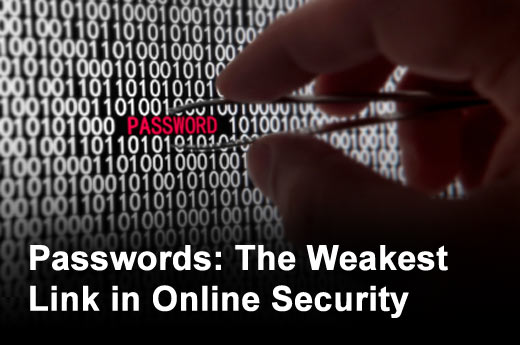 Online Security - The Power of a Beefy Password