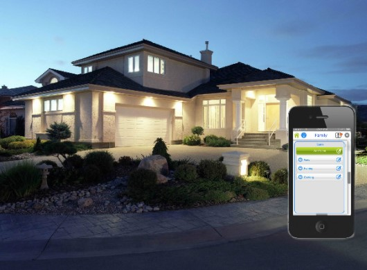 Smartphone Apps for Viewing your Home While Away