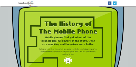 The History of Mobile Phones thumbs