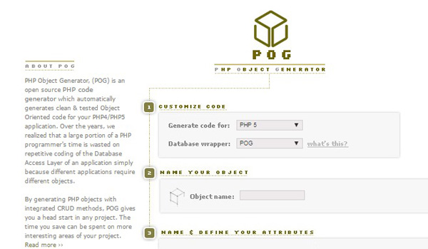 php-object-generator