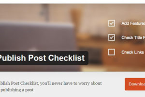 pre-publish-post-checklist-wordpress-plugins