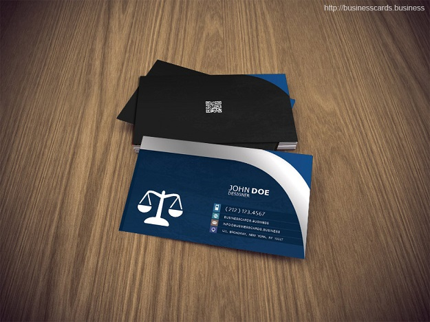 attorney-business-card-mockup