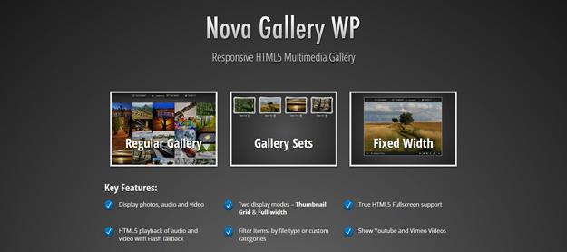 nova gallery