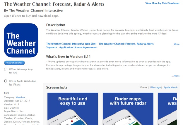 Accuweather 15 Day Weather Forecast