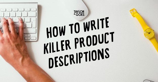how-write-product-descriptions