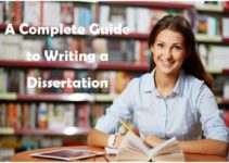 complete guide to write a dissertation