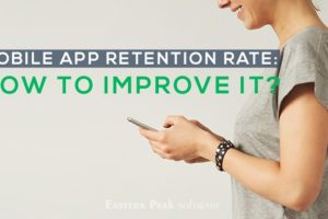 mobile app rentation rate