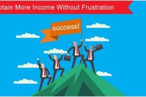 more income