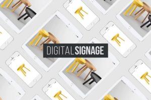 digital sign system