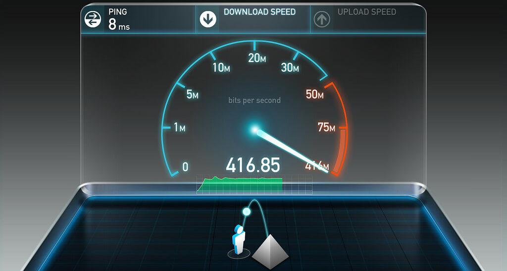 Speedy Internet