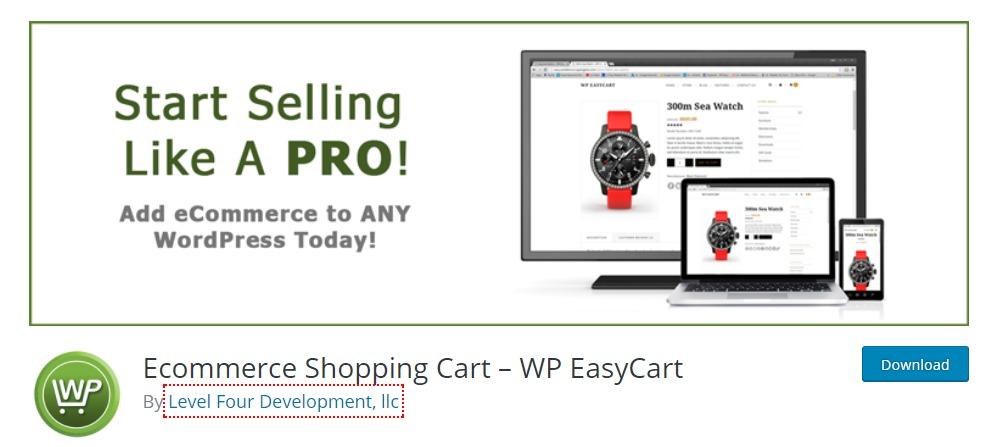 wp easy cart
