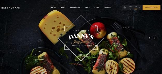 dannys restaurant