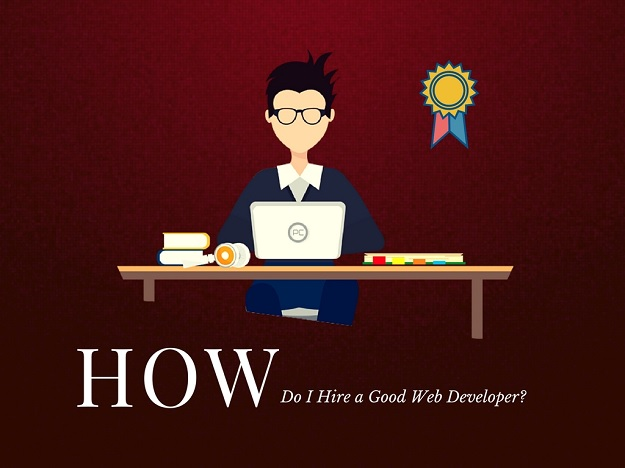 how to hire web developer