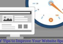 DIY Tips to Improve Your Website Speed