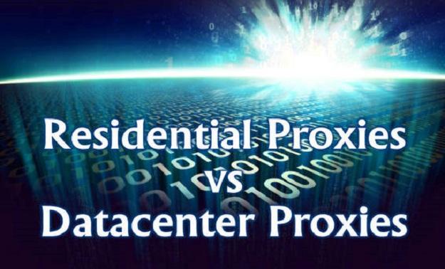 Residential IP Proxy vs Datacentre IP Proxy - SkyTechGeek