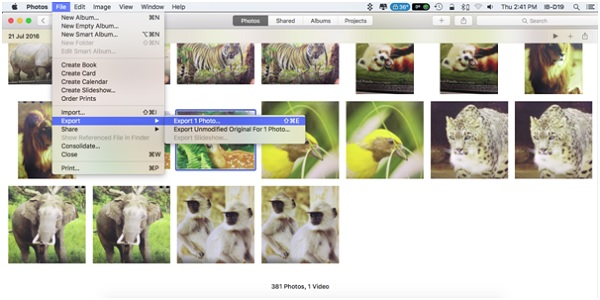 How to Repair Damaged JPEG Images in iPhoto Library