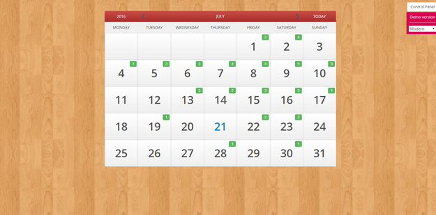 Best PHP Calendar and Events Scripts for 2018 - SkyTechGeek