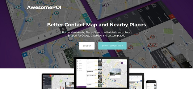 jQuery Map Plugins You Can't Miss - SkyTechGeek