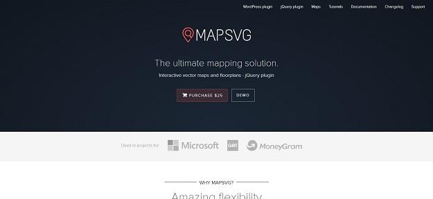 jQuery Map Plugins You Can't Miss - SkyTechGeek
